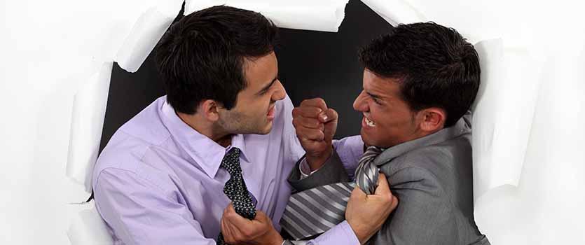 סכסוך בין שותפים