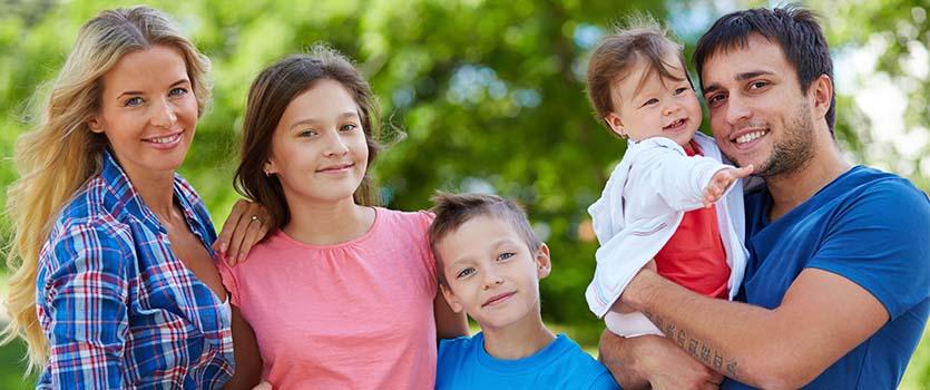 צוואה הדדית לזוג צעיר עם ילד קטין